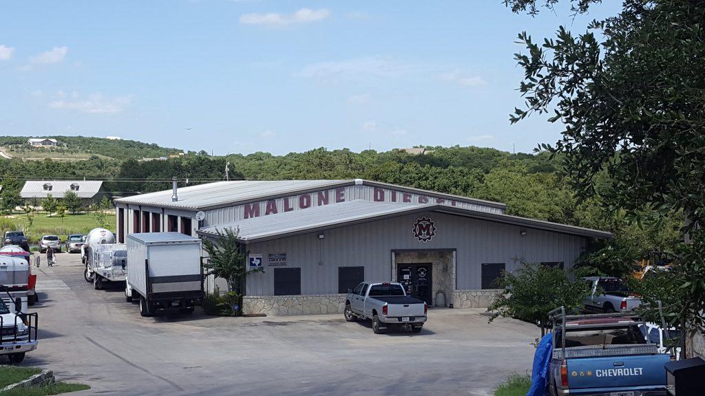 Malone Diesel auto shop
